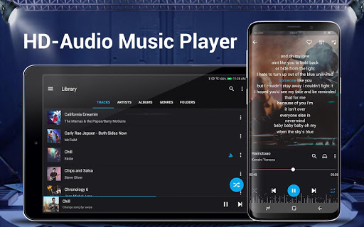 Music Player - Audio Player & 10 Bands Equalizer app (apk) free