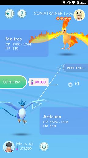 Pokémon GO screenshot 2