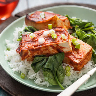 Spicy Slow-Cooker Braised Tofu