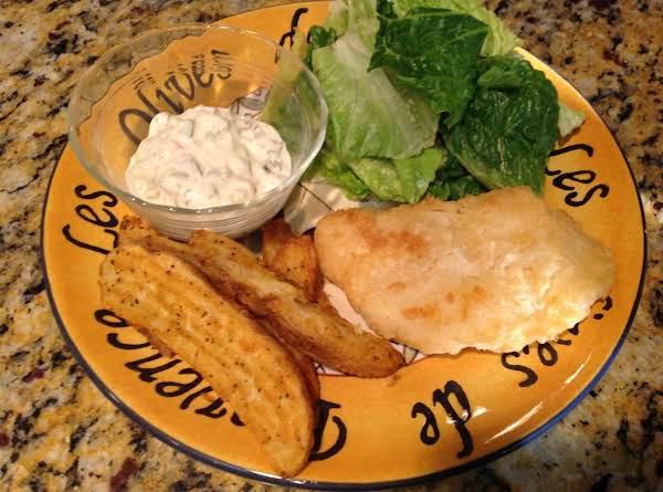 Easy Homemade Tarter Sauce Recipe