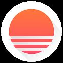 Sunrise Calendar icon