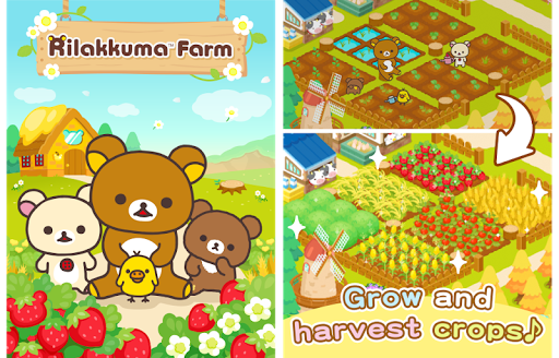 Télécharger Rilakkuma Farm apk mod screenshots 1