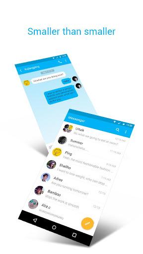 ZERO SMS - Fast & Free Themes screenshot 1
