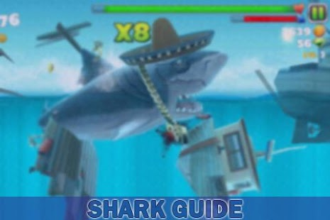 Guide Hungry Shark Evolution - náhled
