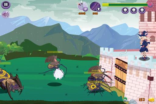 Code Triche Battle Arachnids  APK MOD (Astuce) screenshots 3