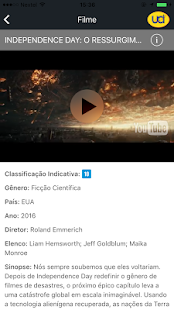 UCI Cinemas BR- screenshot thumbnail