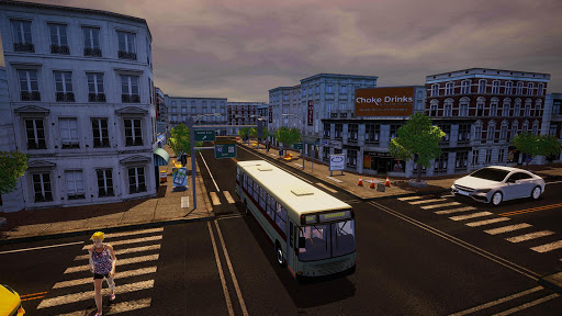 Bus Simulator 2019 : City Coach Driving Game 3 screenshots 4