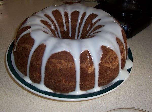 Cranberry Crunch Coffee Cake Recipe