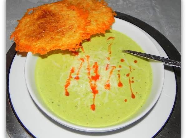 Briana's Favorite Cream Of Asparagus Soup Recipe