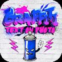 Graffiti Text on Photo Editor icon