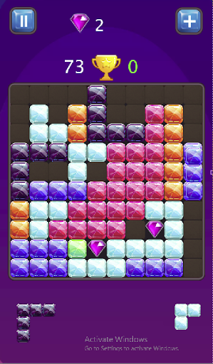 Jewel Block Puzzle Match android2mod screenshots 3