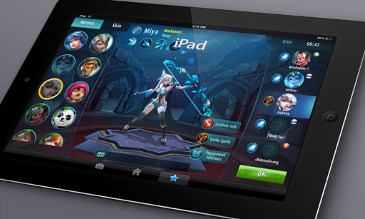 Limited Diamond Mobile Legend Generator Free for PC