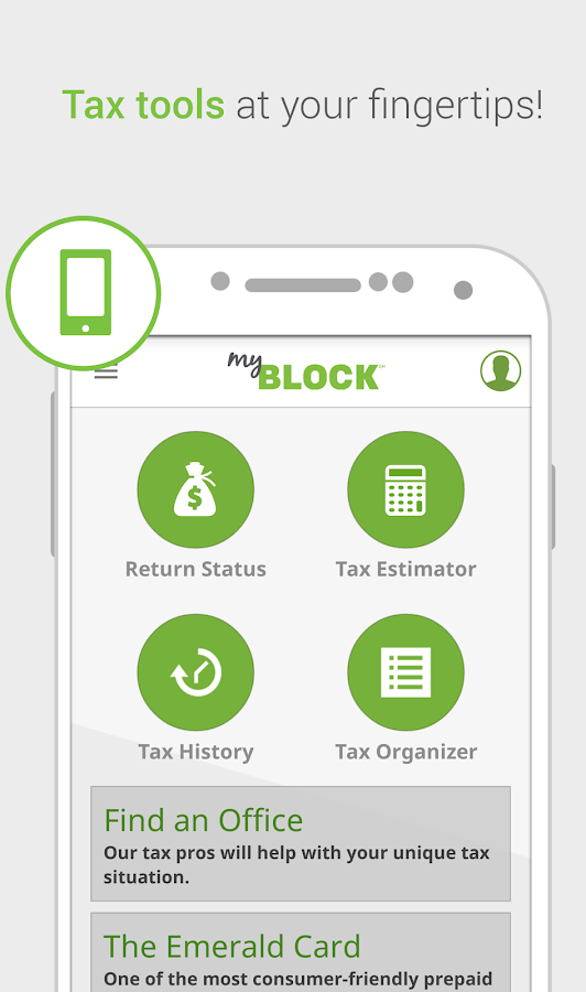 MyBlock- screenshot