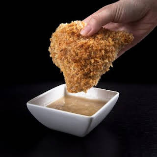 Crispy Pressure Cooker Chicken with Easy Homemade Chicken Gravy.
