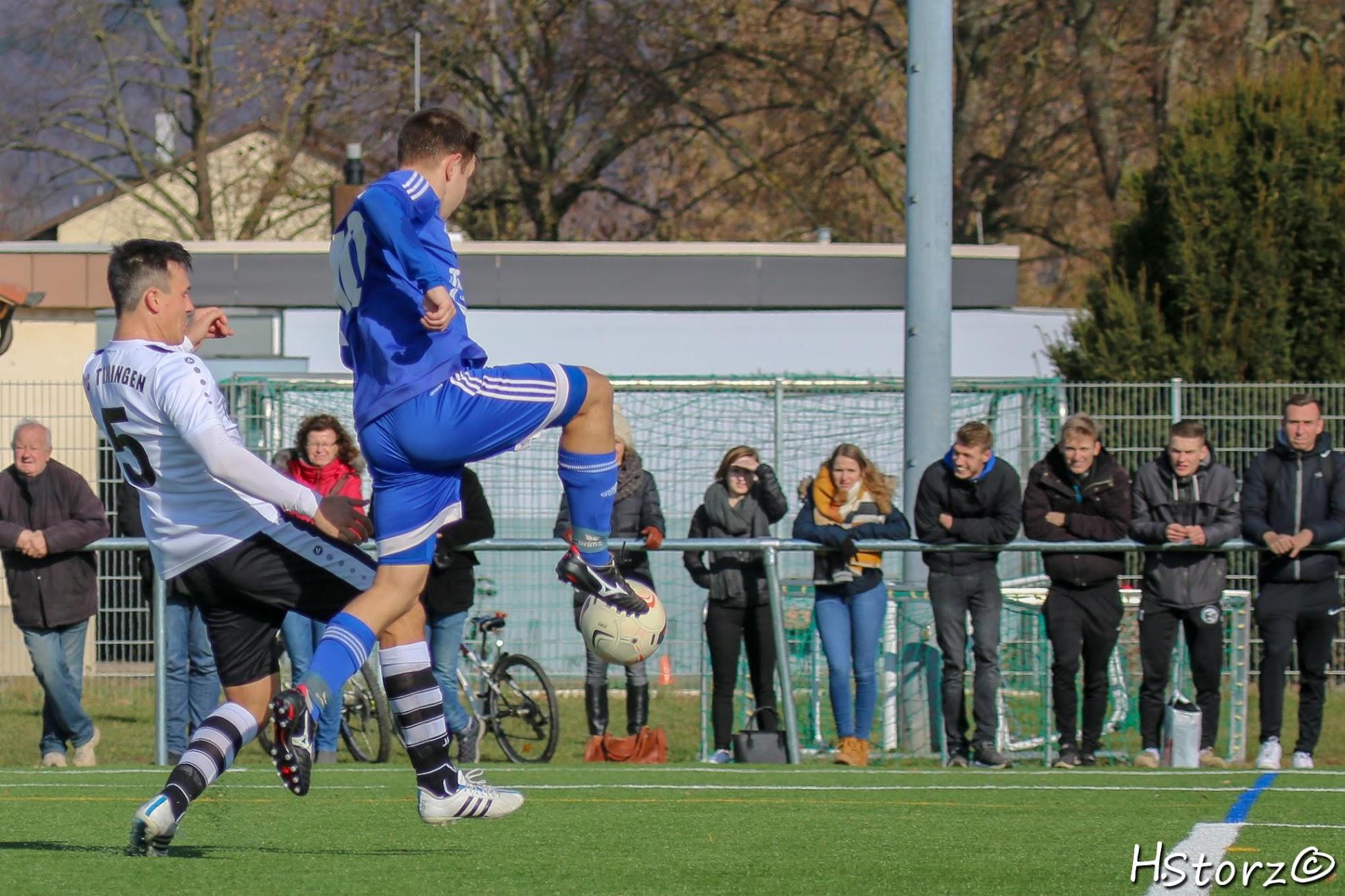 Freundschaftsspiel FC Teningen – TVK I  5:1 (3:0)