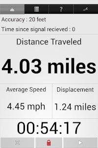 GPS Odometer screenshot 2