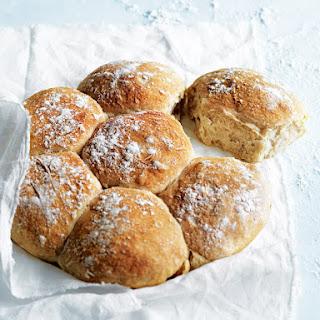 No-Knead Bread Rolls Recipe