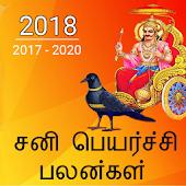 Tải Sani Peyarchi 2018 Palangal in Tamil Prediction miễn phí