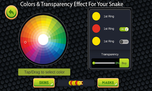 Slither Worms ? Snake Eater Dash Mask - mSports - náhled