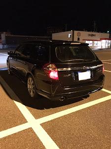 レガシィツーリングワゴン BP5 2008年式 GT のカスタム事例画像 レガシィツーリングワゴンBP5さんの2018年12月09日22:34の投稿