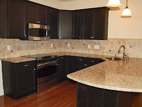 Photo: The kitchen in the BROOKDALE I & II
