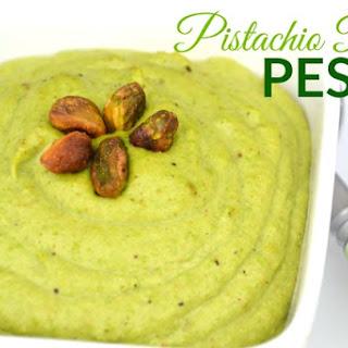 Pistachio Pea Pesto Recipe
