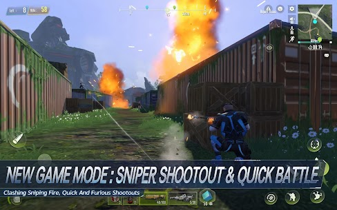 Cyber Hunter Apk Download For Android and Iphone 4