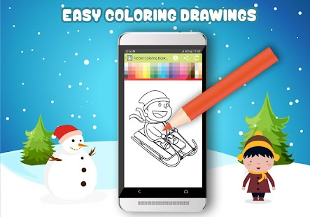 Download Frozen Coloring Book Free For PC Windows And Mac Apk Screenshot 4