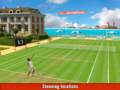 World of Tennis: Roaring u201920s u2014 online sports game 4.8.2 screenshots 12