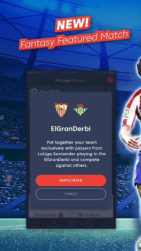 LaLiga Fantasy MARCAufe0f 2020 - Soccer Manager  screenshots 3