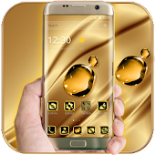 Luxury Gold Crystal Theme