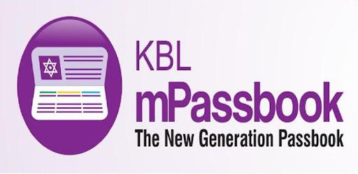 KBL mPassbook - Apps on Google Play
