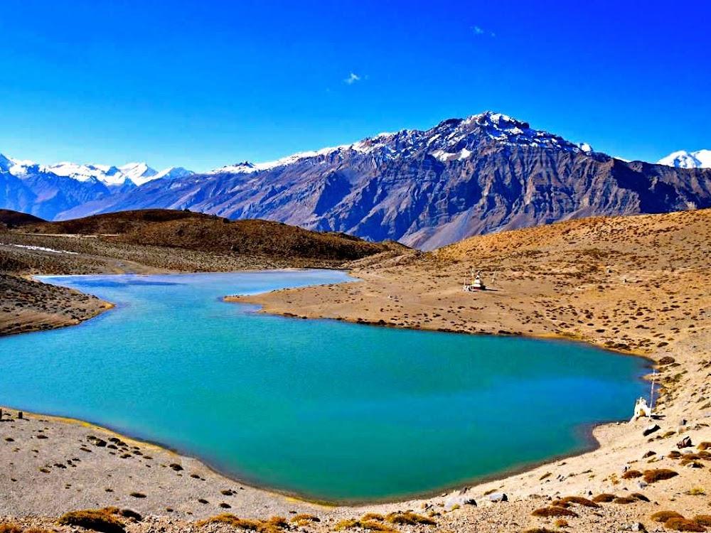 Dhankar_Lake