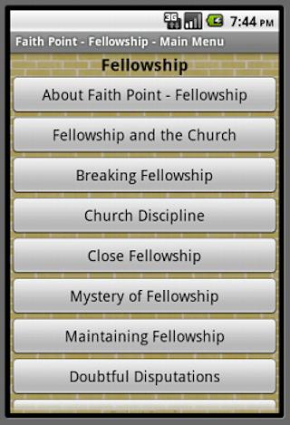 Faith Point Fellowship