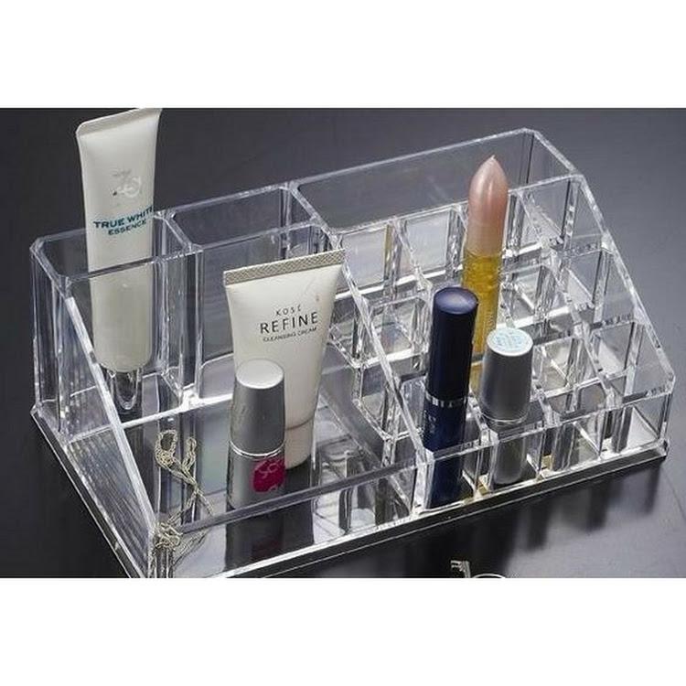 Cosmetic Organiser Acrylic