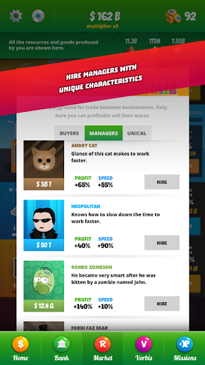 Télécharger Businessman Simulator 3 Idle Clicker mod apk screenshots 5