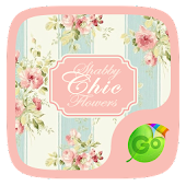Chic GO Keyboard Theme & Emoji