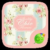 Chic GO Keyboard Theme & Emoji