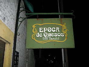 Photo: Great cheese and cold cuts restaurant in Tandil