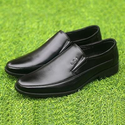 Giày nam da bò thật cao cấp GD05