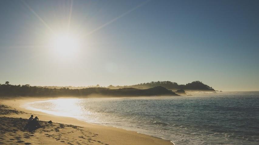 android Sea holiday.Beach.Wallpaper Screenshot 3