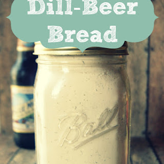 Dill-Beer Bread