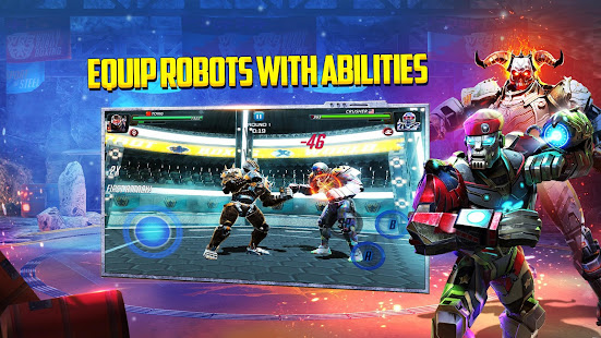 Mod Game World Robot Boxing 2 for Android