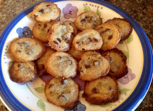 Chewy Mrs. Fields Chocolate Chip Cookies Recipe