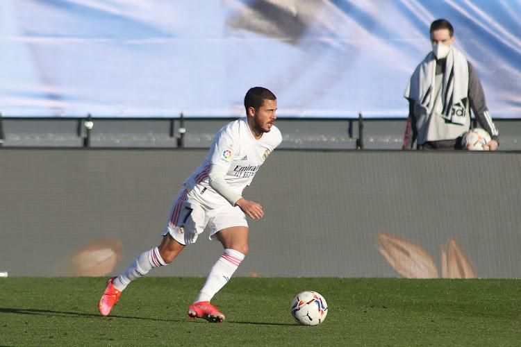 Eden Hazard start tegen zijn ex-club in de Champions League