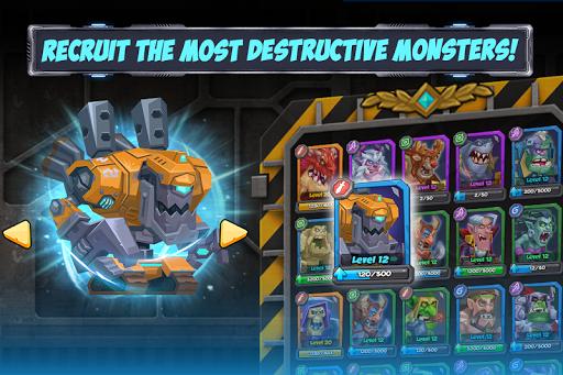 Tactical Monsters Rumble Arena -Tactics & Strategy  screenshots 2