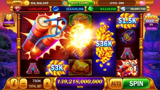 Golden Casino: Free Slot Machines & Casino Games screenshots 5