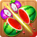 Obst spritzen - Fruits Splash icon