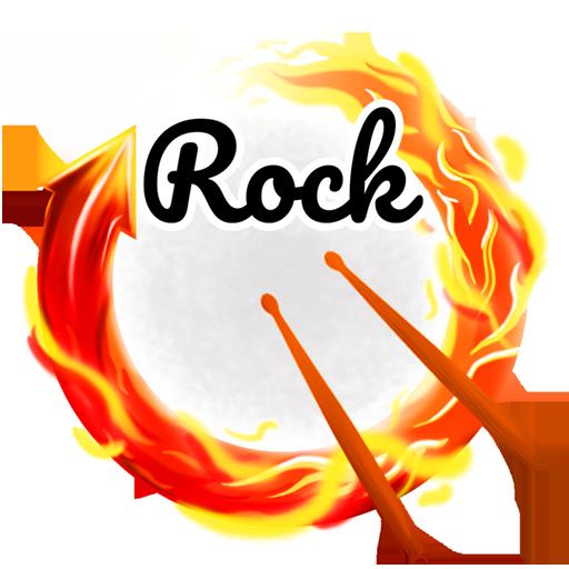 Drum Loops - Rock Beats Icon