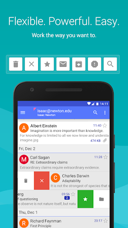 Aqua Mail Pro 1.10.0-453 Final Stable APK